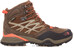 The North Face Hedgehog Hike Mid GTX Schoenen Dames bruin